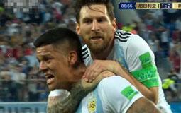 神级剧本!阿根廷绝杀晋级冰岛含恨出局 这就是足球的魅力