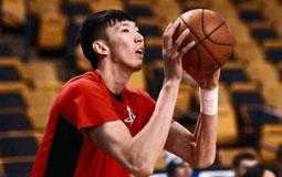 周琦被裁回国依旧想念NBA 追梦少年决心重回伤心地