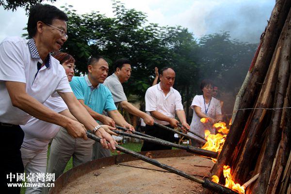 海南心·兩岸情——在台鄉親暑期回瓊省親交流活動